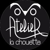 Logo Atelier La chouette
